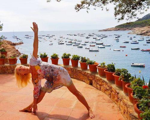 Yogareizen in Griekenland