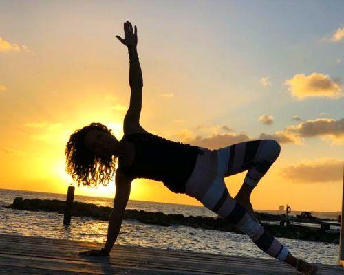 Yin en vinyasa yoga