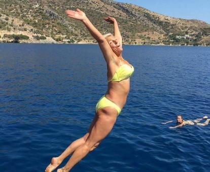 yogacruise griekenland