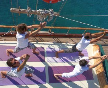 yoga retreat met mannen