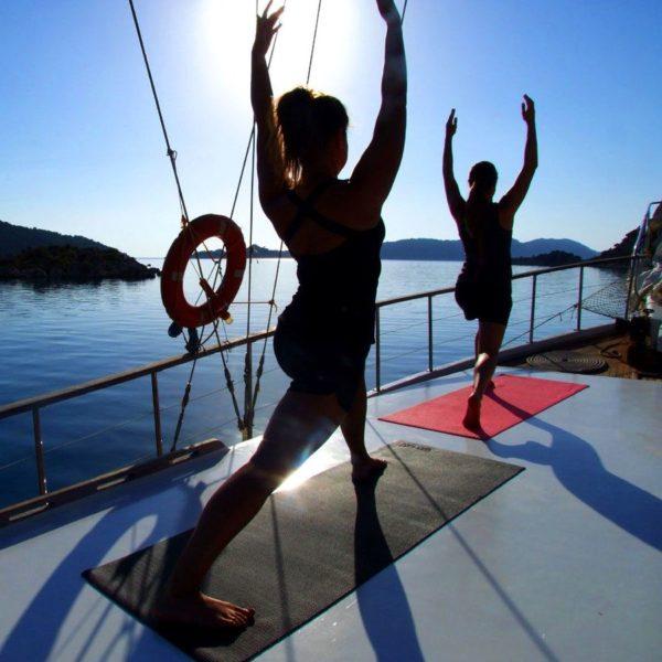 yoga single reizen