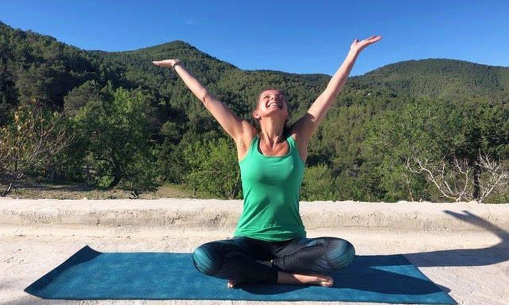 yoga vakantie met ademsessies