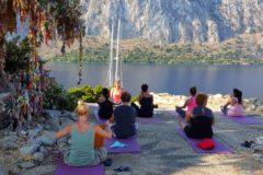 yoga vakantie Griekenland