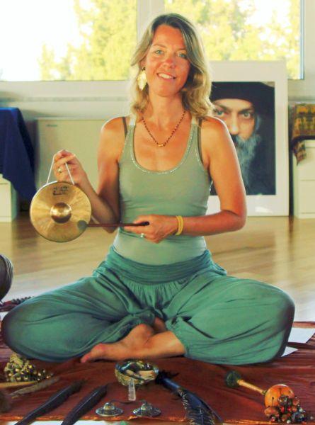 yoga reizen griekenland ilanit de wilde