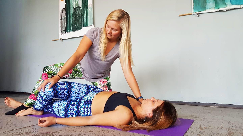 yoga en massage vakantie Griekenland